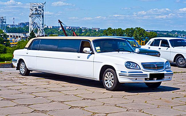 Лимузин Волга 21