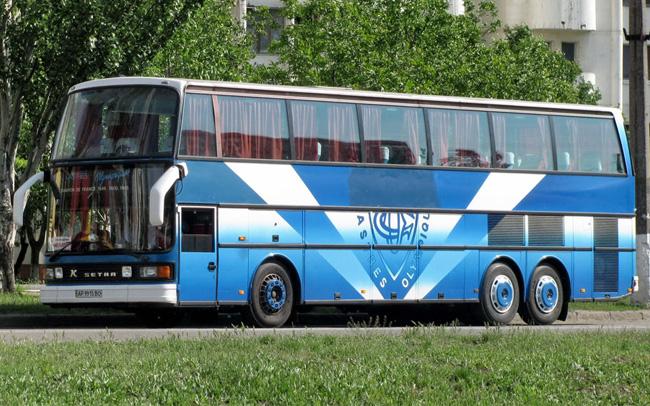 Аренда Автобус Setra S 216 HDS на свадьбу Запорожье