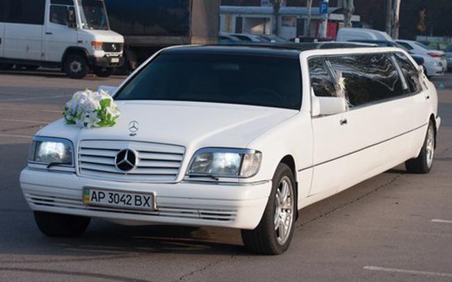 Лимузин Mercedes S-Class W140